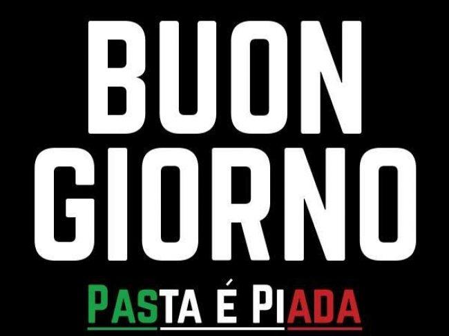 Buongiorno-Pasta Piada Pizza