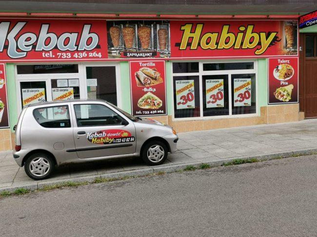 Kebab habiby Jaworzno