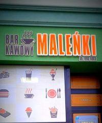 Maleńki-Bar kawowy