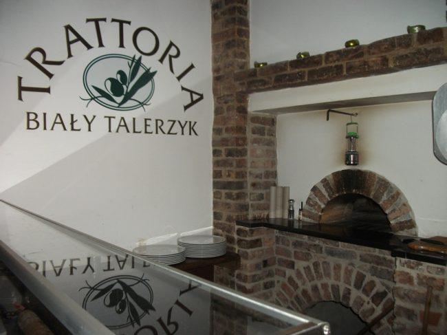 Trattoria-Biały Talerzyk